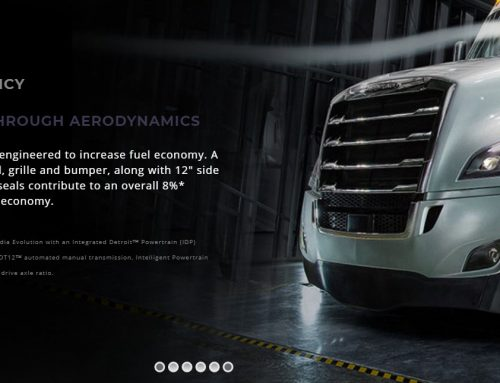 Need OEM Product Pages For Your Website? A Breakdown Of The Freightliner New Cascadia Product Page Example