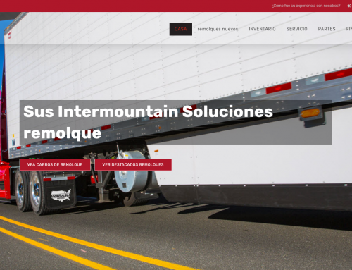 Buzznerd Trucks Launches First Trailer Websites for Coast Hyundai Trailers and Intermountain Trailer